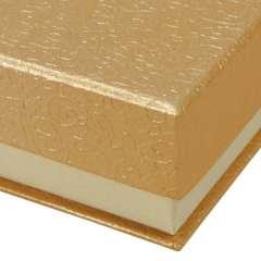 Pudełko STELLA uniw.małe złote