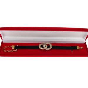ANA Bracelet Jewellery box - Red