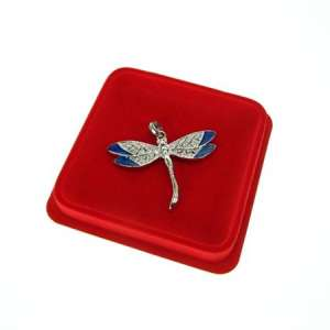OLA Plastic box for jewellery - Red