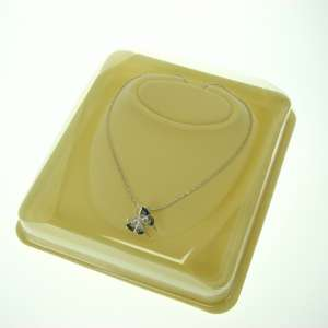 OLA Plastic box for jewellery - Ecru