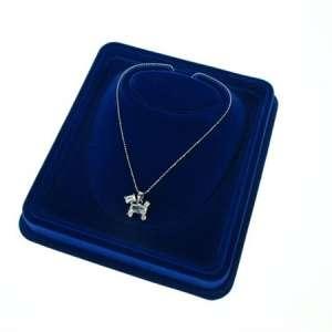 OLA Plastic box for jewellery - Blue