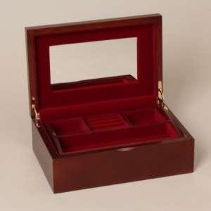 Kuferek na biżuterię- średni