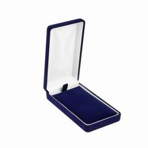 ANA Earrings / Pendant Jewellery box - Blue