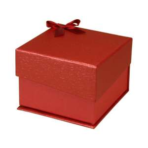 STELLA Watch Jewellery Box - Red
