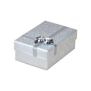 Pudełko RITA uniw.małe srebrne