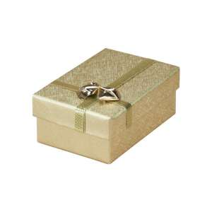 RITA Small Set Jewellery Box - Gold