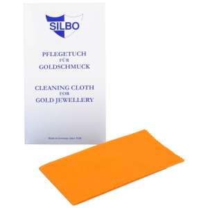 Cleaning Cloth for Gold jewellery 30x24 cm.