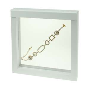 Display frame White (inner 150x150mm) REMO