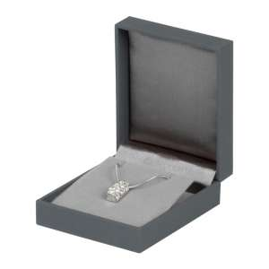 IDA Universal Jewellery Box - grey