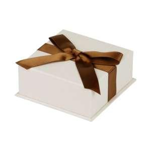 Pudełko AMANDA uniwersalne Ecru