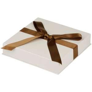 Pudełko AMANDA kolia, zestaw Ecru