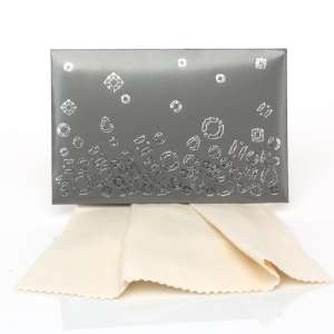 Gift Cleaning Cloths 20 x 12 cm. - grey box