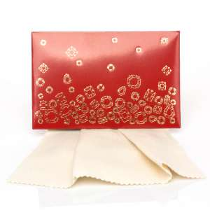 Gift Cleaning Cloths 20 x 12 cm. - Red box