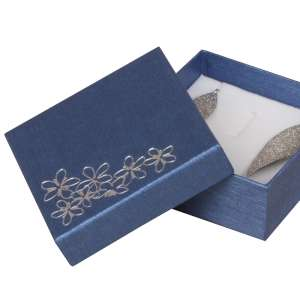 TINA FLOWERS Big Set Jewellery Box - Blue