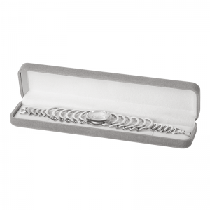 EMMA Bracelet Jewellery Box - grey