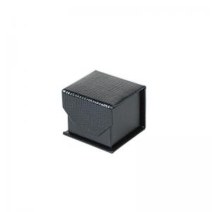 Pudełko JULIA pierścionek  czarne