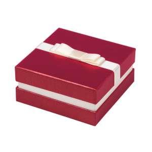 Pudełko DIANA uniwersalne bordowe
