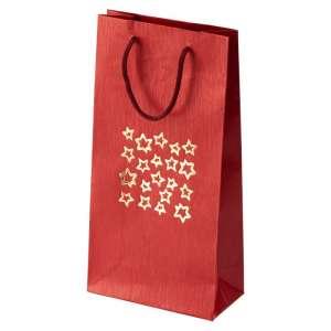 TINA Paper Bag 12x24x6 cm. Stars
