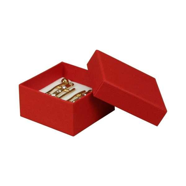 LENA Small set Jewellery Box - Red