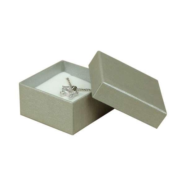 LENA Small set Jewellery Box - silver
