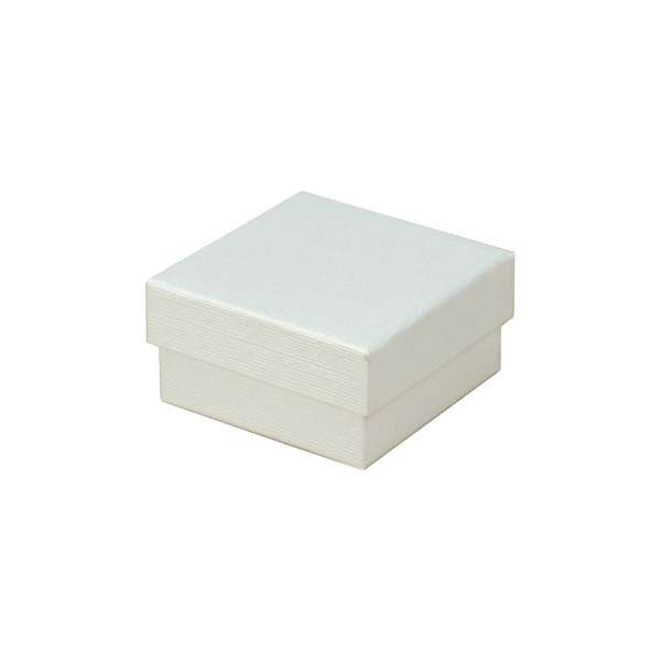 LENA Small set Jewellery Box - White