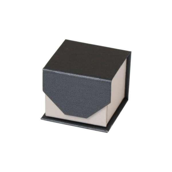 Pudełko VIOLA pierścionek - grafitowe