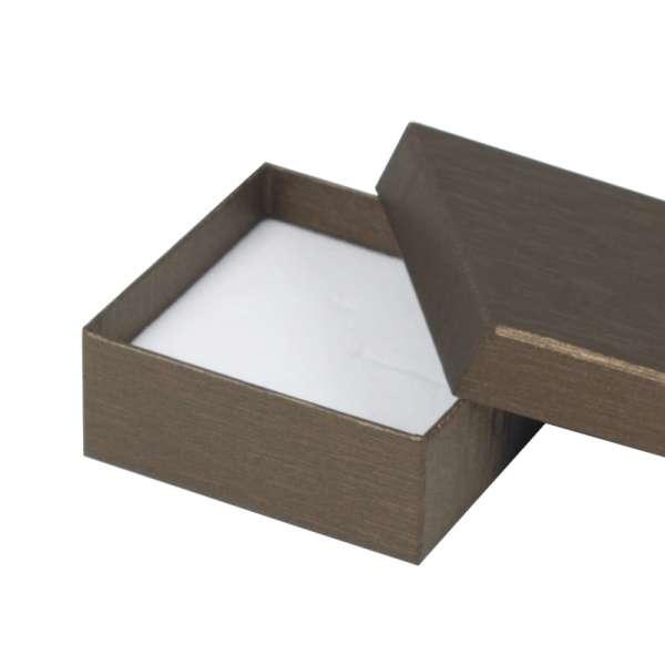 Pudełko TINA uniw.duże brązowe