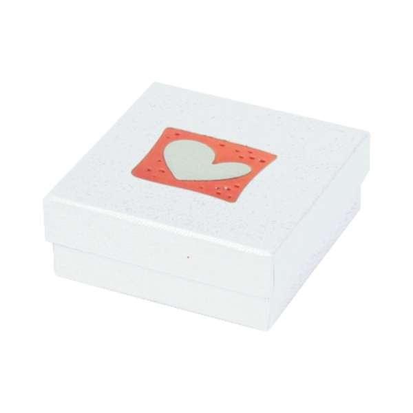 TINA Big Set Jewellery Box - Heart