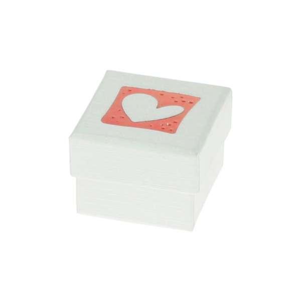 Pudełko TINA SERCE pierścionek