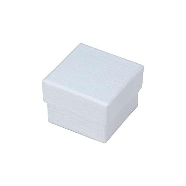 Pudełko TINA pierścionek białe
