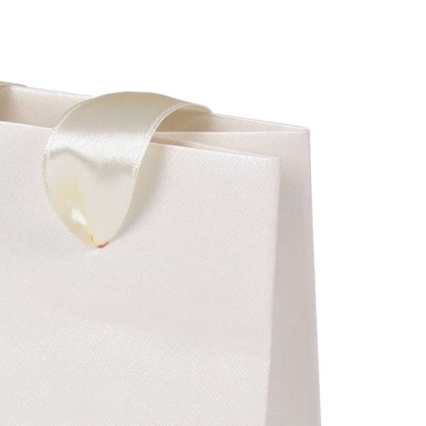EMI Paper Bag 12x16x7 cm. Ecru