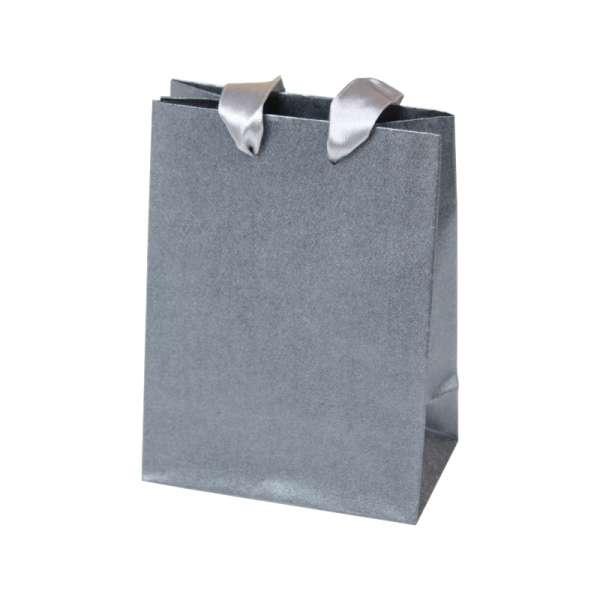 EMI Paper Bag 12x16x7 cm. Graphite