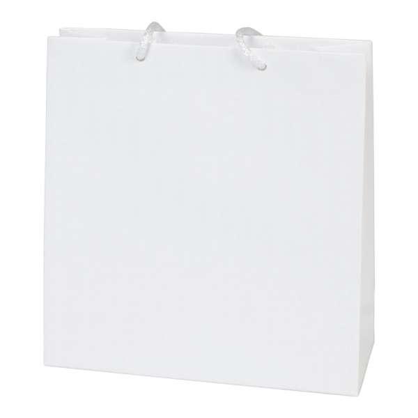 Torebka EVA biała 21x23x8 cm.