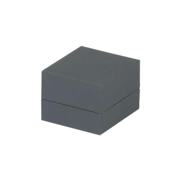 Pudełko IDA pierścionek szare