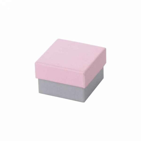 Pudełko SOFIA pierścionek różowe