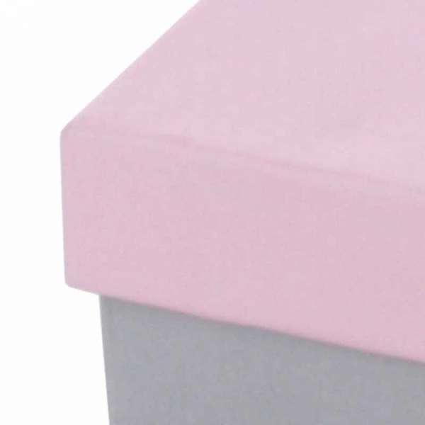 Pudełko SOFIA uniwersalne duże różowe