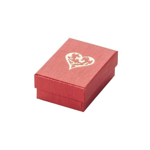 Pudełko TINA SERCE Ażurowe uniw.małe
