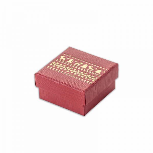 LENA Small set Jewellery Box - Reindeers