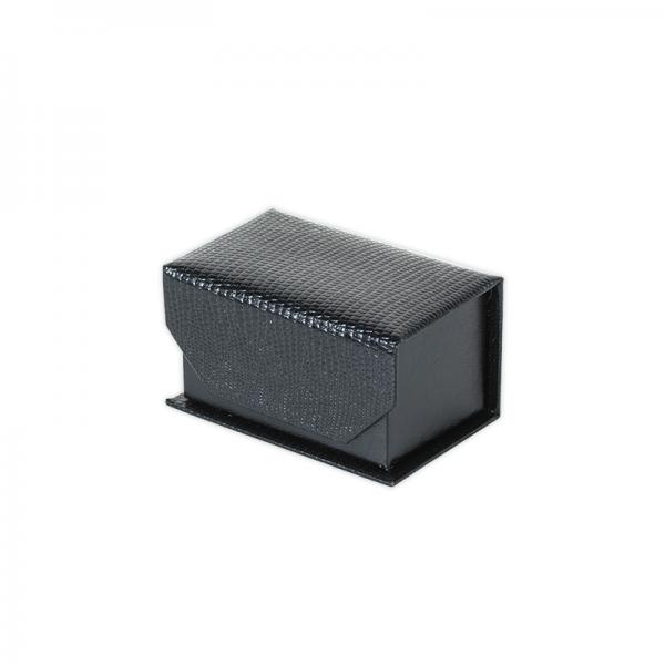 Pudełko JULIA obrączki  czarne