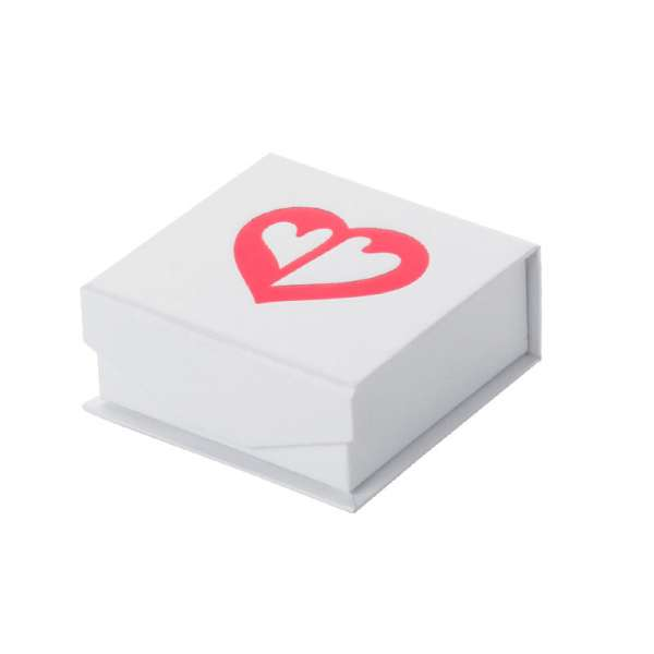 Pudełko VIOLA SERCE uniw.małe