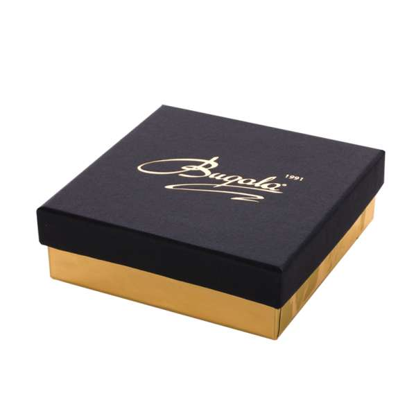 CARLA Big Set Jewellery Box - black/gold