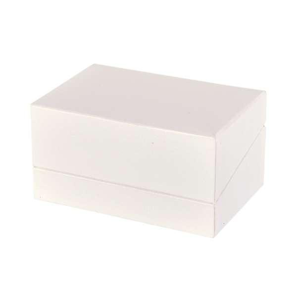Pudełko IDA obrączki ecru