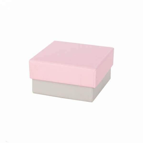 Pudełko SOFIA uniwersalne małe różowe