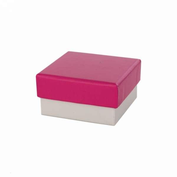 Pudełko SOFIA uniwersalne małe fuksja