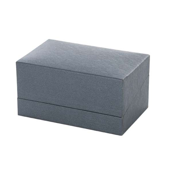 DARIA Wedding Rings Jewellery Box - graphite
