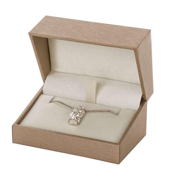 DARIA Wedding Rings Jewellery Box - gold