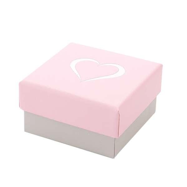 Pudełko SOFIA uniwersalne małe SERCE