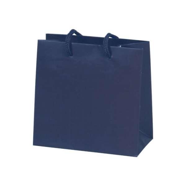 MAYA Paper Bag 150x150x80mm. - blue