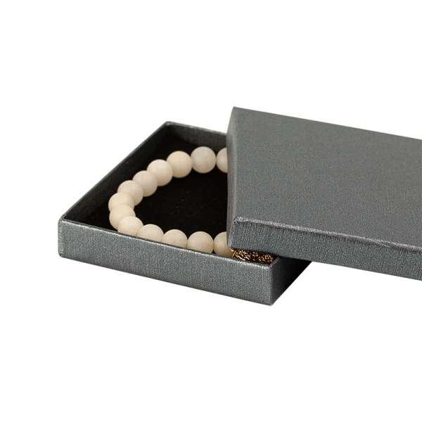 TINA Big Set flat Jewellery Box - Graphite