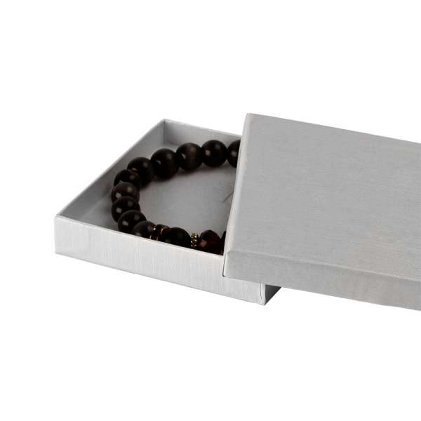 TINA Big Set flat Jewellery Box - White